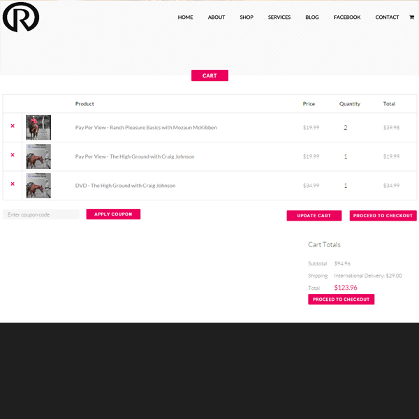 Gary-Reynolds-Media-Cart-page-Wordpress-eCommerce