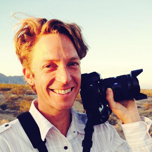 Custom Wordpress photography website for August Ryan