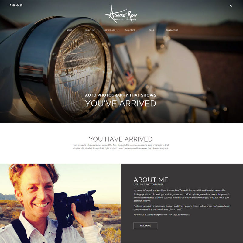 WordPress-Photoshelter-integration-and-customization-for-photographer-August-Ryan