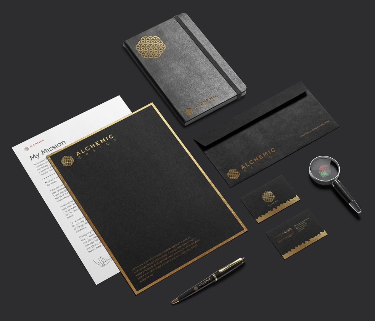 Alchemic Design - the brand